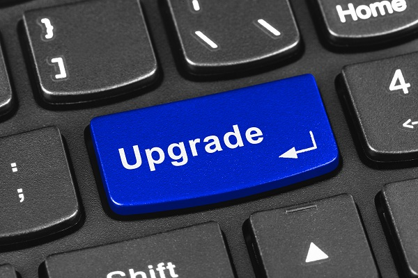 upgrade or replace